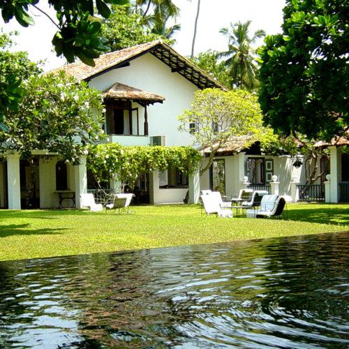 club villa luxury tour