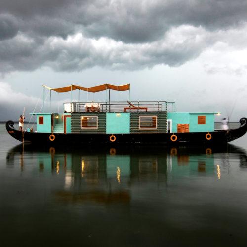 Boat cruise in Malabar