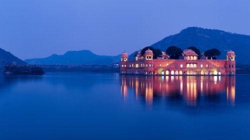 Greaves India Jal Mahal Itineraries