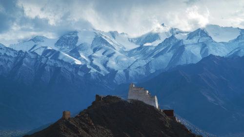 Greaves India walking holidays mountains