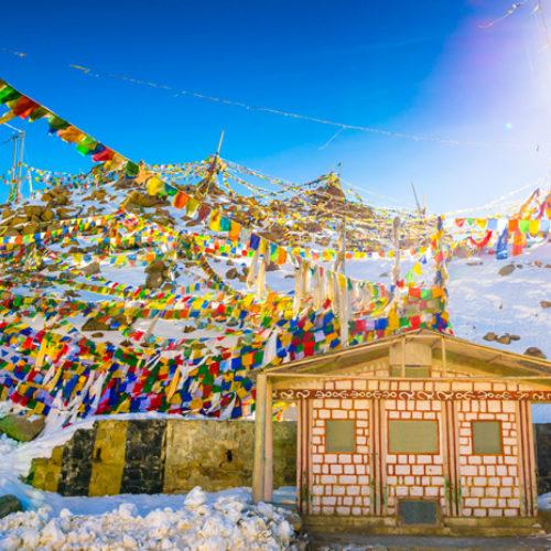 Himalayan India | Prayer Flags