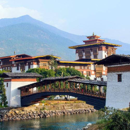 punakha-dzong bridge