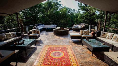 Singinawa Jungle Lodge outdoor area