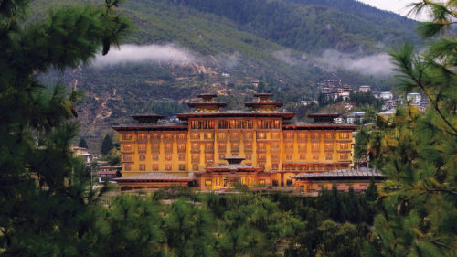 Taj Tashi Thimpu
