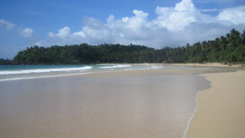 Beach at Talalla Retreat