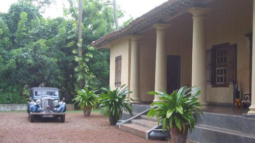 The Dutch House entrance
