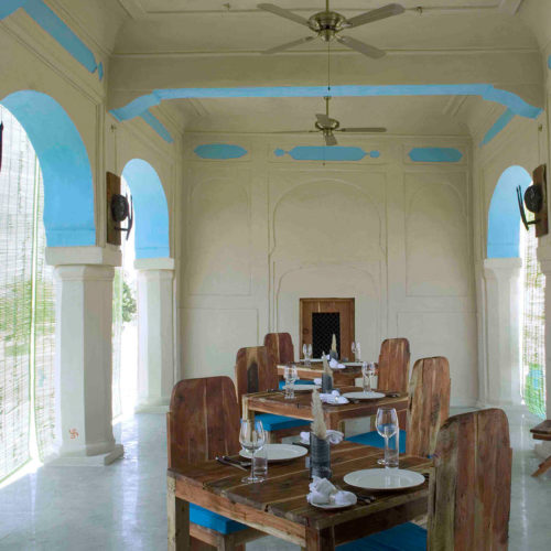 lakshman-sagar-dining-area