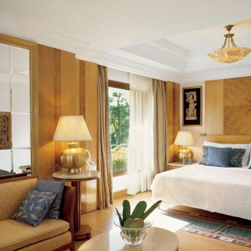 Trident Bhubaneshwar bedroom