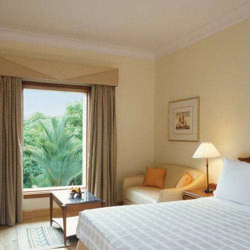 Trident Fort Cochin bedroom