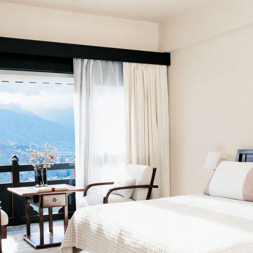 Bedroom at Uma by como